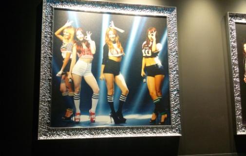 Bild von SISTAR im Hard Rock Cafe Busan