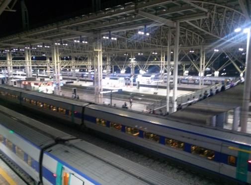 Seoul Station - Hauptbahnhof von Seoul