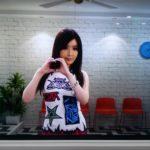 Koreanische Frau